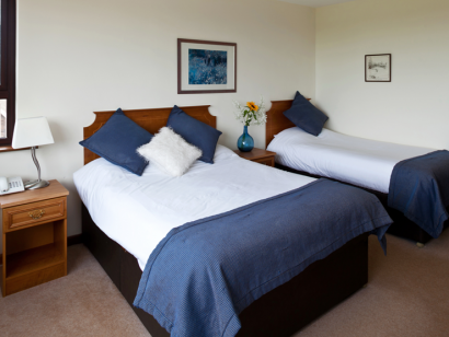 Dargle 3 bedroom 2 - Fitzpatrick Castle self-catering Holiday homes