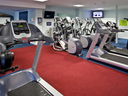Fitzpatrick Castle Gym. Free access to our guests.