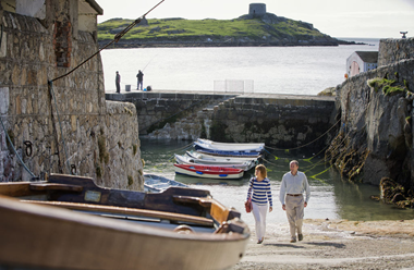 Coliemore harbour - Fitzpatrick Castle Holidays