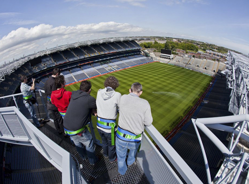 Croke Park Stadium Tours - Fitzpatrick Castle holiday attractions
