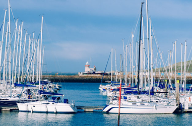 Howth Harbour - Fitzpatrick Castle Holidays