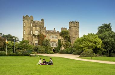 Malahide Castle - Fitzpatrick Castle Holidays