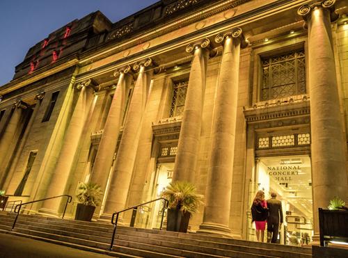 National Concert Hall - Fitzpatrick Castle Holidays