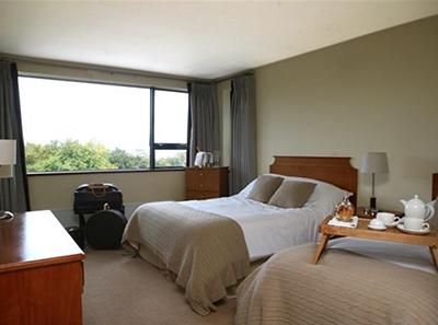 Fitzpatrick bedroom - Fitzpatrick Castle holidays