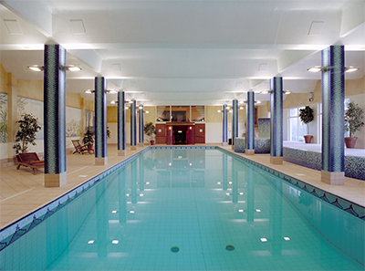 Leisure Centre - Fitzpatrick Castle holidays