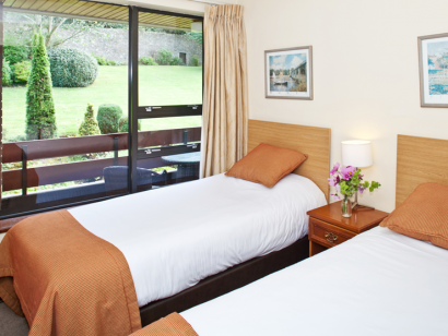 Boyne 2 bedroom 2 - Fitzpatrick Castle Self-catering Holiday Homes
