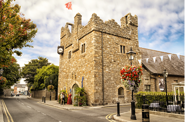 Dalkey Castle and Heritage Centre - Fitzpatrick Castle Holidays