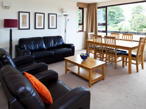 Avoca Apartment #1, lounge