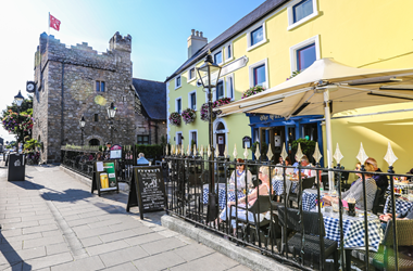 The Corner, Dalkey - Fitzpatrick Castle Holidays
