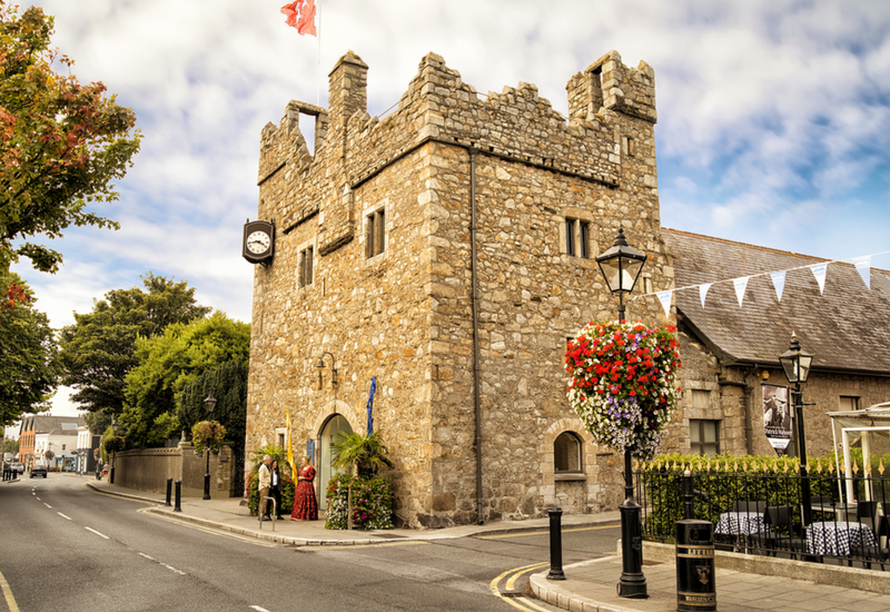 Dalkey Castle Bloomsday Festival - Fitzpatrick Castle Holidays